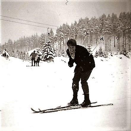 1970 1971 SSV Esk 103 Weekend naar de Harz Inz. Peter Haans
