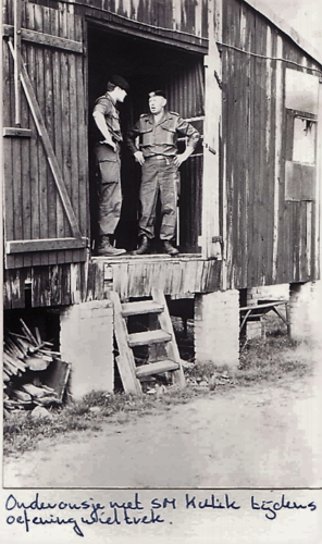 1970 1972 SSV Esk 103 Verkbat berging oefeningen en indrinken Inz. Jan Smit 4