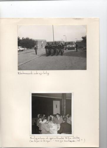 1970 B esk 103 Verkbat Diner en Exercitie. Uit fotoboek Elnt R Meeder