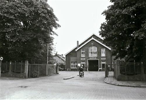 1970 Ingang Willem III kazerne te Amersfoort