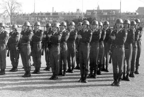 1970 VVDM had succes haardracht werd vrij de haarnetjes werden ingezet.