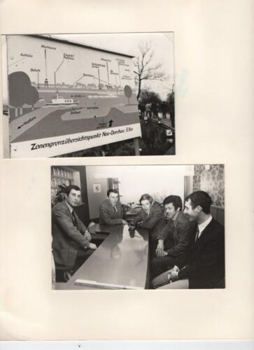 1971 A Esk 103 Verkbat Bezoek IDG. Uit het fotoboek van de Ritm RRRE Meeder