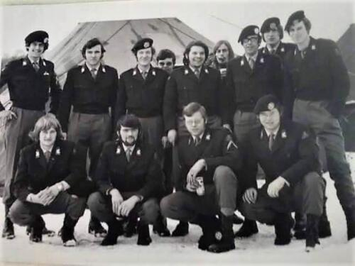 1972 01 SSV Esk 103 Verkbat BOG li 71 1 Inz. Meindert Greevink