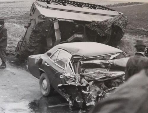 1972 1973 A Esk 103 Verkbat Opel rijdt CR om... Inz. Jan Brugge
