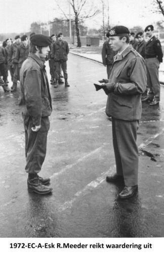 1972 A Esk 103 Verkbat EC Ritm Meeder waardeert Wmr I Henk Ouwehand 1