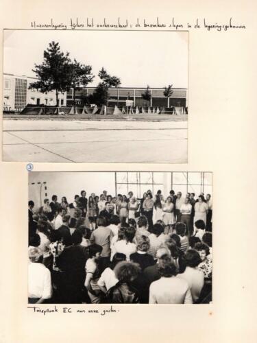 1972 A Esk 103 Verkbat Familie Weekend. Fotoboek van de Ritm R Meeder 1