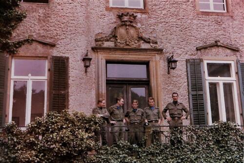 1972 A-Esk 103 Verkbat; CPX Ritm Meeder; Elnt Bos, Tlnt Zeelenberg, Kntn Schopman en Schets