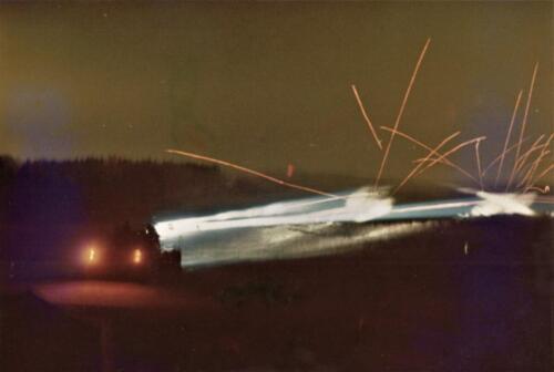 1973 A Esk Lipl 72 6 103 Verkbat Schietserie Bergen Hohne. Inz. Koos Oosterhoff 7