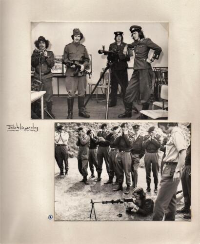 1971-1972 A-Esk 103 Verkbat; Inlichtingendag. Uit het fotoboek van de Ritm RRRE Meeder