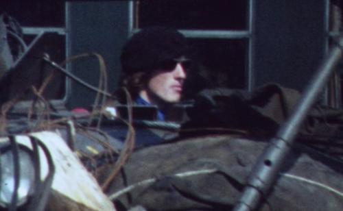 1974 08 23 tm 27 103 Verkbat Oef Wildbaan. 5 Aankomst AMX 41 ZVE. Inz. Ritm Lukas Maas