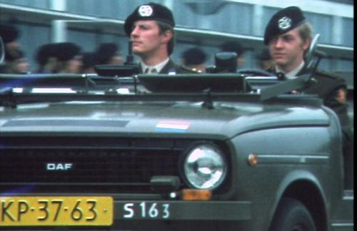 1975 06 103 Verkbat 17 Co overdracht Lkol Cavadino Valstar Coster v Voorhout. Inz. Lukas Maas