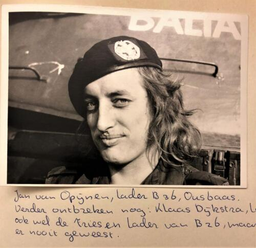 1976 1977 B esk 76 4 103 Verkbat Bemanning met nicknames .Inz . Egbert Jeeninga. 4