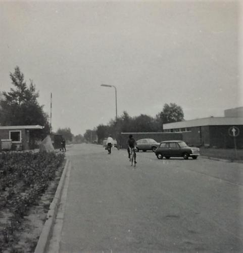 1976 A Esk 103 Verkbat Legerplaats Seedorf Inz. Arnhoud de Beaufort 1