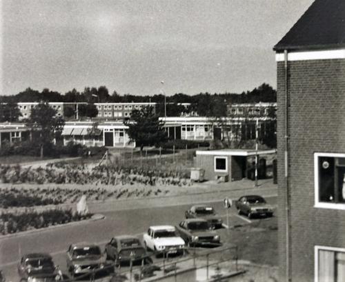 1976 A Esk 103 Verkbat Legerplaats Seedorf Inz. Arnhoud de Beaufort 2