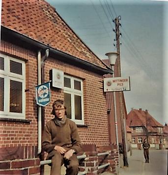 1976 A Esk 103 Verkbat Oef Wildbaan Weekend locatie Inz. Arnh de Beaufort 1