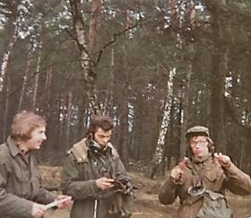 1976 A Esk 103 Verkbat Oef Wildbaan bij Lohne Inz. Arnhoud de Beaufort 11