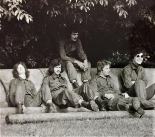 1976 A Esk 103 Verkbat Oef Wildbaan bij Lohne Inz. Arnhoud de Beaufort 5