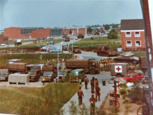 1977 103 Verkbat Alarmoefening Foto Gerard Van t Ende SSV