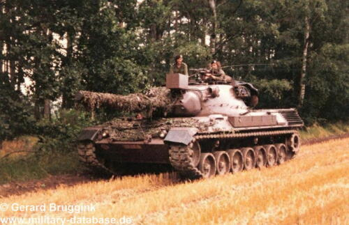 1977 - 1978 A-Esk 103 Verkbat Actiefoto's tijdens oefening