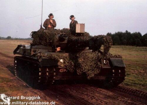 1977 - 1978 A-Esk 103 Verkbat Actiefoto's tijdens oefening (2)