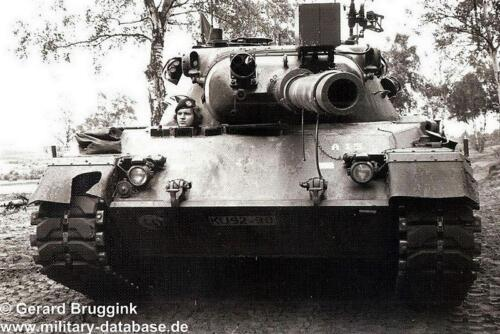 1977 - 1978 A-Esk 103 Verkbat Actiefoto's tijdens oefening (4)