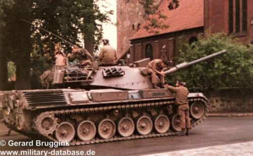 1977 - 1978 A-Esk 103 Verkbat Actiefoto's tijdens oefening (7)