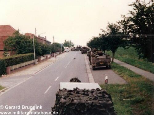 1977 - 1978 A-Esk 103 Verkbat Actiefoto's tijdens oefening (8)