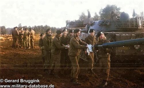 1977 - 1978 A-Esk 103 Verkbat Onderhoud tijdens oefening (3)