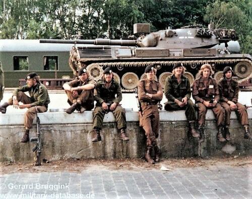 1977 - 1978 A-Esk 103 Verkbat 'Op transport' (1)