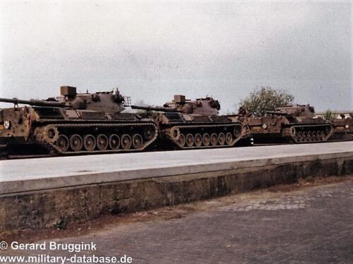 1977 - 1978 A-Esk 103 Verkbat 'Op transport' (6)