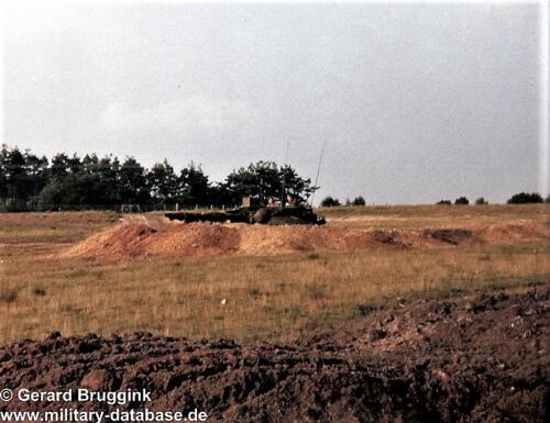 1977 - 1978 A-Esk 103 Verkbat Voorbeeldige rompgedekte opstelling