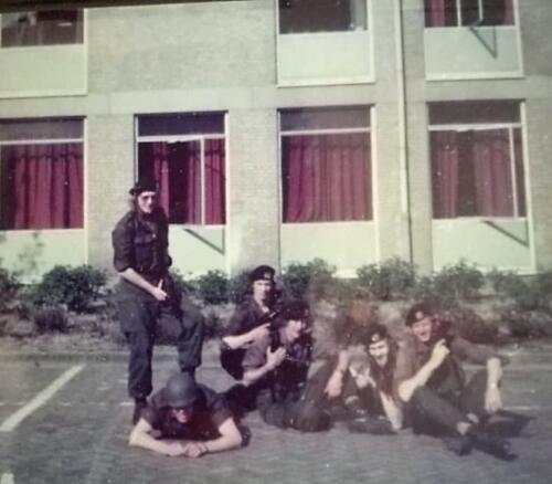 1977 1978 B Esk 103 Verkbat wat vage beelden uit een mooie tijd Inzender Kurt Middelkoop 1