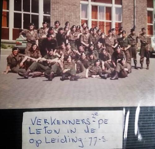 1977 1978 B Esk 103 Verkbat wat vage beelden uit een mooie tijd Inzender Kurt Middelkoop 15