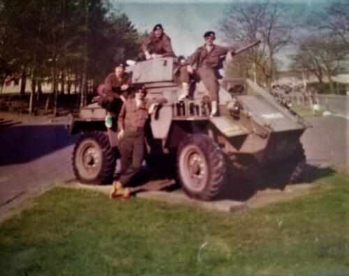 1977 1978 B Esk 103 Verkbat wat vage beelden uit een mooie tijd Inzender Kurt Middelkoop 16