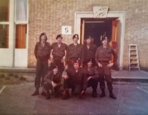 1977 1978 B Esk 103 Verkbat wat vage beelden uit een mooie tijd Inzender Kurt Middelkoop 23