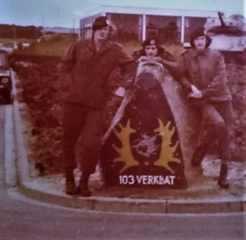 1977 1978 B Esk 103 Verkbat wat vage beelden uit een mooie tijd Inzender Kurt Middelkoop 25