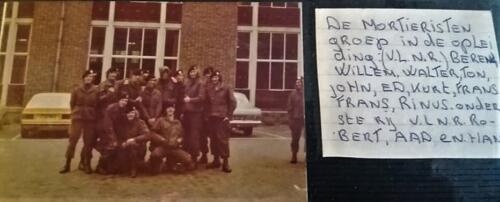 1977 1978 B Esk 103 Verkbat wat vage beelden uit een mooie tijd Inzender Kurt Middelkoop 31
