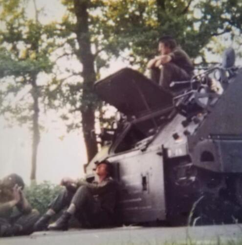 1977 1978 B Esk 103 Verkbat wat vage beelden uit een mooie tijd Inzender Kurt Middelkoop 33