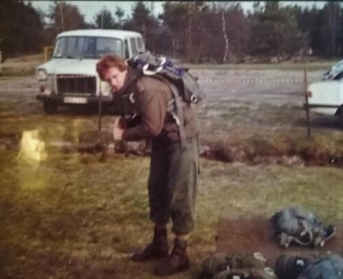 1977 1978 B Esk 103 Verkbat wat vage beelden uit een mooie tijd Inzender Kurt Middelkoop 37