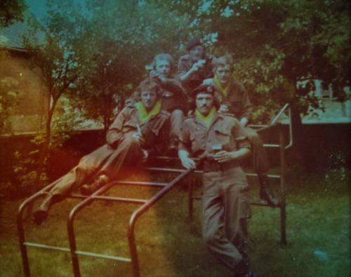 1977 1978 B Esk 103 Verkbat wat vage beelden uit een mooie tijd Inzender Kurt Middelkoop 4