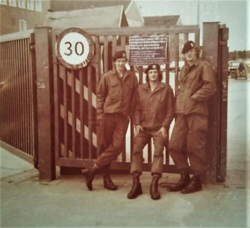 1977 1978 B Esk 103 Verkbat wat vage beelden uit een mooie tijd Inzender Kurt Middelkoop 44
