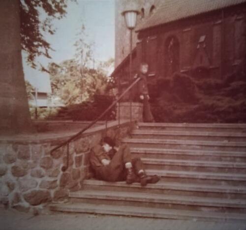 1977 1978 B Esk 103 Verkbat wat vage beelden uit een mooie tijd Inzender Kurt Middelkoop 7