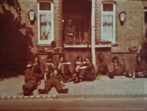 1977 1978 B Esk 103 Verkbat wat vage beelden uit een mooie tijd Inzender Kurt Middelkoop 8