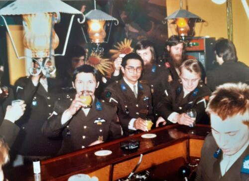 1978 02 01 A Esk 103 Verkbat Wmrs I Harry Schuurman en Ron Boom