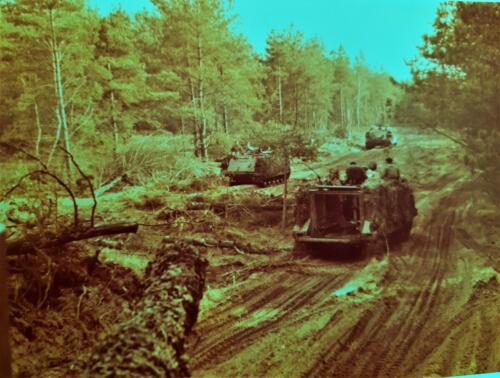 1978 03 A Esk 103 Verkbat Oefening Entre Nous. 1