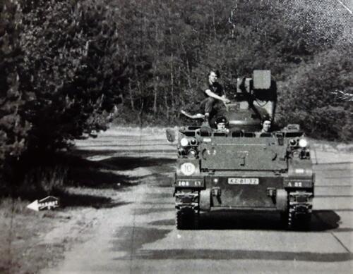 1978 05 A Esk 103 Verbat met Oefening Inz. Henk Smeenge 2