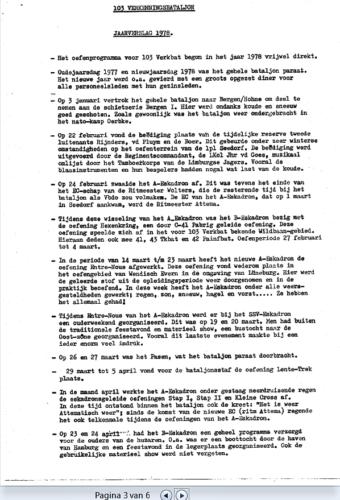 1978 103 Verkbat Jaarverslag 1978 opgemaakt door S1 Ritm Tom Zoomers 3