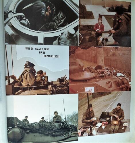1978-1981 A Esk 103 Verkbat; Wmr I Polak, Mullers, Haans, Vieane, Wmr Hissink en Tlnt vd Aker (Fotoalbum Pedro Haans) (2)