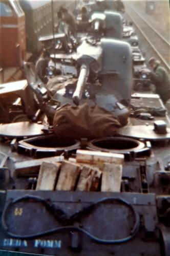 1978 1982 B Esk en 1982 1985 A Esk waaronder ook T. Langejans 103 Verkbat. Inz. Marius Siepman 13