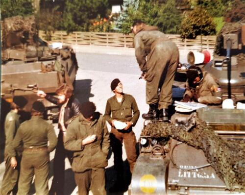 1978 1982 B Esk en 1982 1985 A Esk waaronder ook T. Langejans 103 Verkbat. Inz. Marius Siepman 21